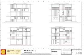 Modern House Plans by Gregory La Vardera Architect  Cube    Thats it   the main sheets are all set up and I    ll start developing them up now  Technorati Tags  Cube House  house plans