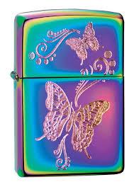 <b>Зажигалка Zippo Classic с</b> покрытием Spectrum 28442 - цена ...