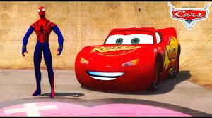 <b>Человек паук</b> и тачки маквин