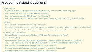 set up the help desk online project management and redmine create your own faq section based on help desk templates