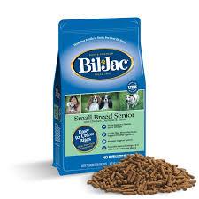 <b>Small</b> Breed Senior Dog Food   Bil-Jac