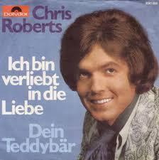 45cat - Chris Roberts - Ich bin verliebt in die Liebe / Dein Teddybär - Polydor - Germany - 2041 086 - chris-roberts-ich-bin-verleibt-in-die-liebe-polydor