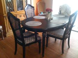 Painting Dining Room Furniture Applying Dark Walnut To Our Dining Room Table Pro Playtime Coffee