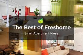 30 Best <b>Small</b> Apartment Design Ideas Ever - Freshome