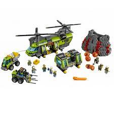 Купить <b>конструктор</b> Lego 60125 City Тяжёлый транспортный ...