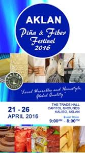 Image result for Aklan Piña and Fiber Festival 2016