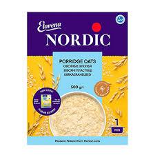 """<b>Хлопья</b> """"<b>Nordic</b>"""" Экспресс овсяные, 500 г, Финляндия - купить c ..."""