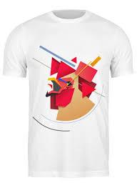 Футболка <b>классическая Suprematic</b> Cock #660854 от zeroone по ...