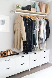 closet creating storage