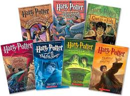 Image result for harry potter series images