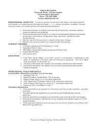 cover letter technical writer resume sample sample resume cover letter technical writer resume template cover letter technical sample system operations experiencetechnical writer resume sample