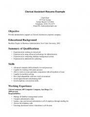 sample clerical resume   best resume exampleoffice clerical resume samples