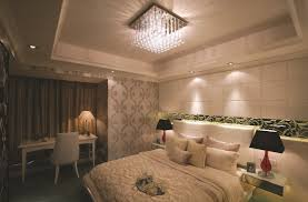 cool tiny floating nightstands or upholstered white leather headboard and luxury bedroom ceiling lights idea bedroom ceiling lighting