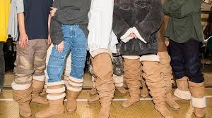 Y/Project Debuts Thigh-<b>High</b> Uggs at <b>Paris Fashion</b> Week Men's ...