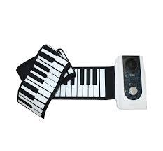 <b>Гибкое пианино Speedroll S2088</b> Черный: купить за 6410 руб ...