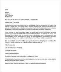 Best Free Professional Appointment Letter Samples Doc