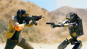 New <b>Robot</b> Makes Soldiers Obsolete (Corridor Digital) - YouTube