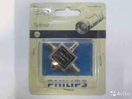 <b>Антенный разветвитель philips</b> SWV2390W/10 F-типа купить в ...