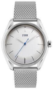 <b>Наручные часы</b> STORM Jenson <b>Silver</b> — купить по выгодной цене ...
