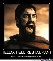 Tonight We Dine In Hell Memes. Best Collection of Funny Tonight We ... via Relatably.com