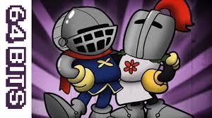 64 Bits - <b>Cupsouls</b> (Dark Souls animated like Cuphead) - YouTube