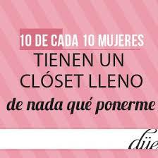 Resultado de imagen para closet mujeres
