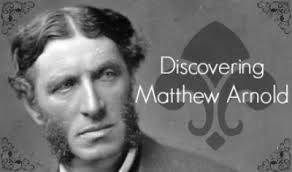 Image result for matthew arnold