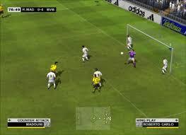 Výsledek obrázku pro PS2: club football 2005