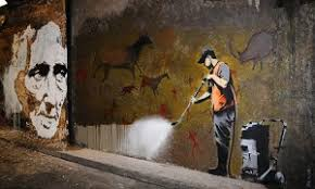 Banksy and Tipingee: modern memes and ancient folktales ... via Relatably.com