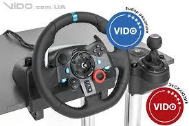 Обзор игрового <b>руля Logitech G29 Driving</b> Force: почувствуй себя ...