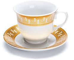 """<b>Чайный</b> сервиз <b>Loraine</b> """"Версаче"""", 12 предметов, <b>220</b> мл. 26422 ..."""