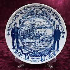 Коллекция <b>Декоративных Тарелка</b> «<b>300 лет</b> Российскому Флоту ...