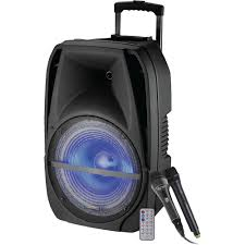 sound system wireless:  technical pro waveled rechargeable  portable pa