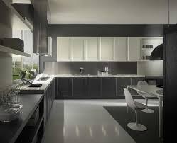 modern italian kitchen design dark black kitchen cabinet white dining table and chairs gray kitchen carpet black white modern kitchen tables