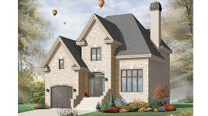 Canada Home Plans   Canada Home Designs from HomePlans com Bedroom European Home Plan HOMEPW