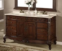 bathroom vanity 60 inch: the reason to choose traditional bathroom vanity