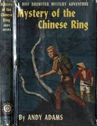 <b>Mystery of</b> the Chinese Ring, by <b>Andy Adams</b>: a Project Gutenberg ...