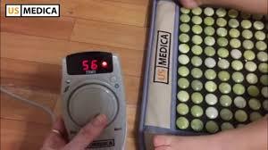 Видео отзыв <b>нефритовый коврик US-MEDICA</b> Nephrite Therapy ...