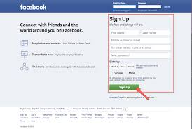 how to create a facebook profile advertisemint how to create a facebook profile 1