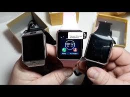 <b>Умные часы</b> Smart Watch DZ09 - обзор смарт часы телефон ...