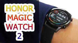 ОБЗОР | <b>Honor Magic Watch</b> 2 (46 мм) - YouTube