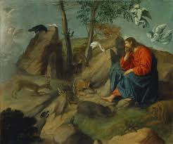 painting the life of christ in medieval and renaissance christ in the wilderness