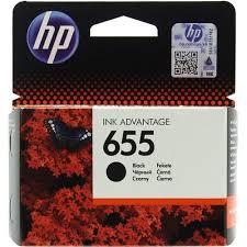 Оригинальный <b>картридж HP</b> CZ109AE (№<b>655</b>) пигментный ...