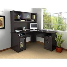 L Shaped Desk With Bookshelf  S