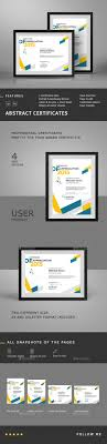 best ideas about certificate design certificate abstract certificates
