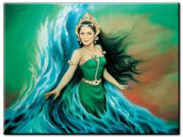 Alkisah, di kerajaan Pajajaran dahulu ada puteri raja yang mempunyai penyakit kulit bersisik dan seluruh tubuhnya buruk tak terawat.