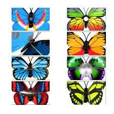 <b>12Pcs</b> 3D синий цветной бабочка <b>стикер</b> стены Chrismas Home ...