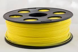 <b>желтый abs пластик</b> bestfilament для 3d-принтеров 1 кг (1,75 мм)