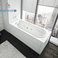 <b>Акриловая ванна Акватек Леда</b> 170 HM Стандарт 170x80, цена ...