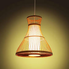 pastoral bamboo dining room pendant lamps creative study room pendant lamp cafe bar shops pendant lights bamboo pendant lighting